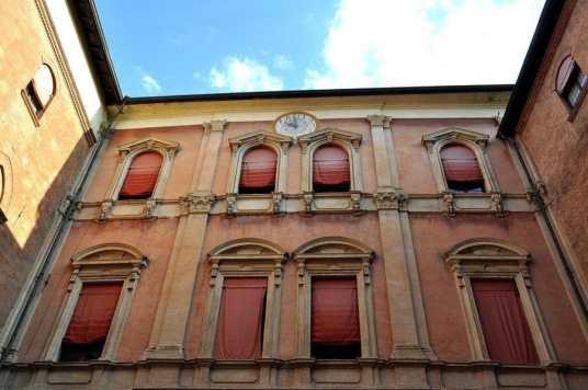Museo Morandi, Bologna - July