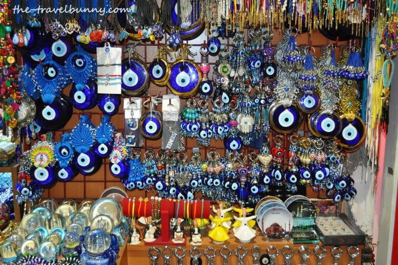 Watching your back - Turkish Eyes