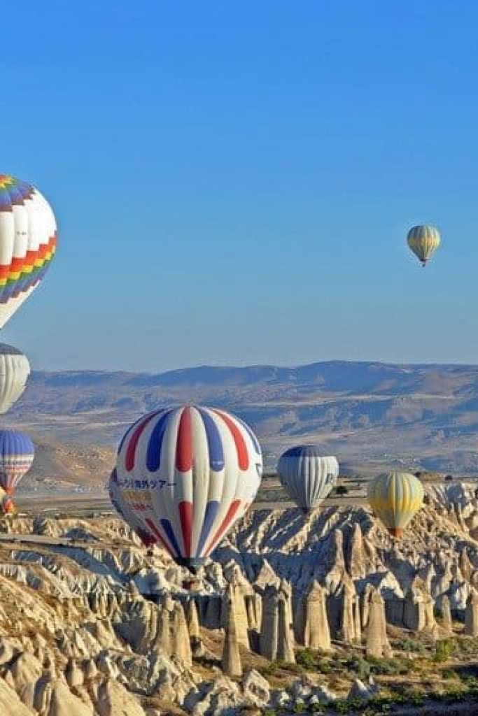 Ballooning-Cappadocia