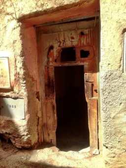 Souk Doorway