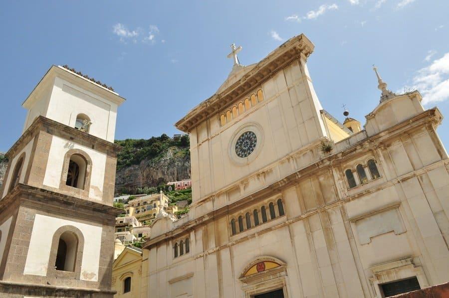 Church of Santa Maria Assunta, Positano