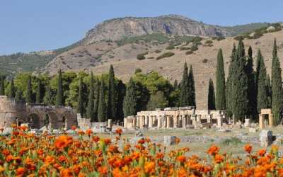Hierapolis and the Gate to Hell