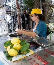 Lemon Sorbet, Positano