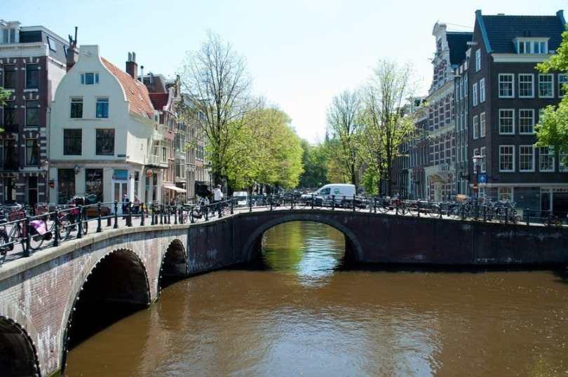 Amsterdam Bridges & Canals