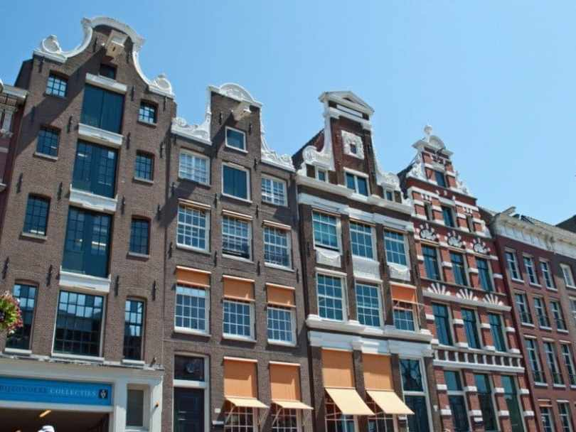Merchant Houses, Amsterdam