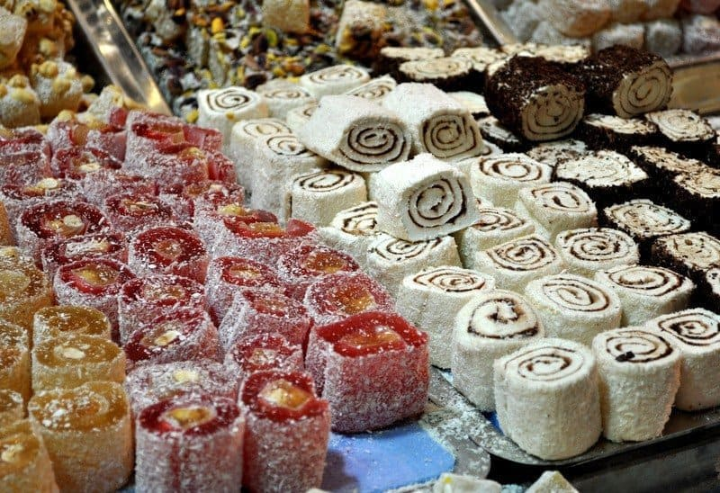 Istanbul's Sweetest Side