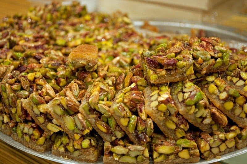 Turkish Pistachio Pastries