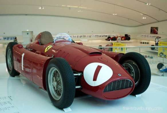 1956 Lancia Ferrari D50