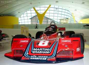 Brabham - Alpha Romeo BT45B