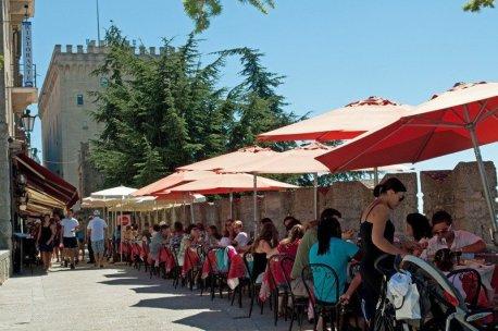 Cafe Culture San Marino