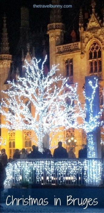 What to see and do at Christmas in Bruges