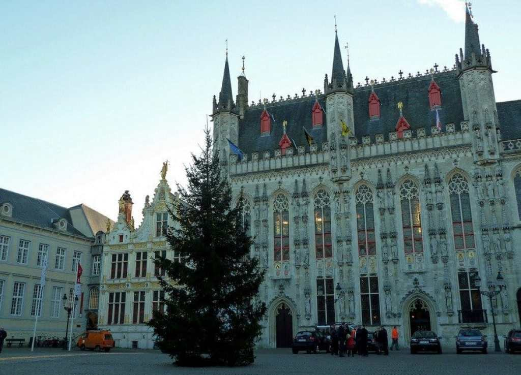 Bruges Town Hall