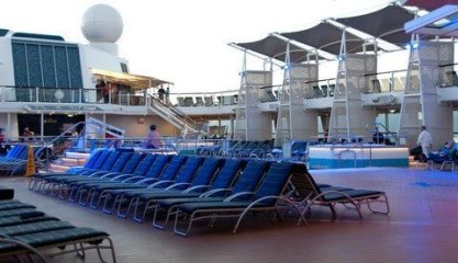 Celebrity Silhouette Pool