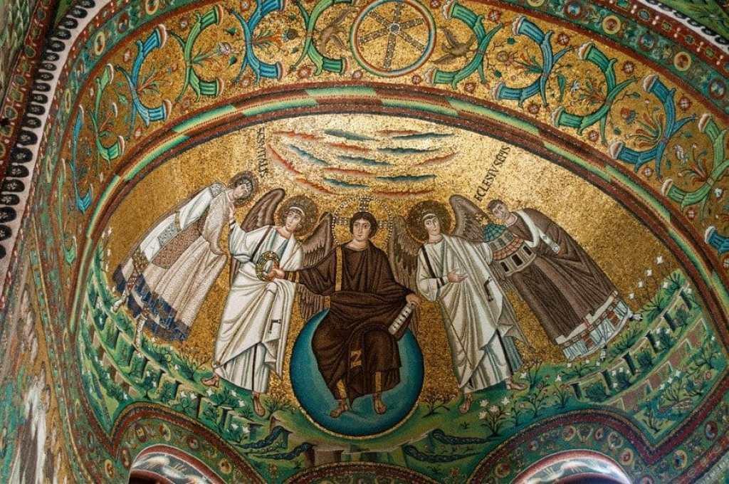 Ravenna's Mosaics
