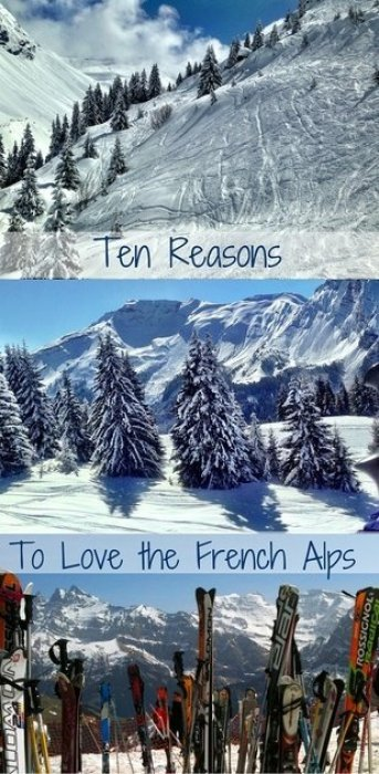 There are hundreds of reasons to love the French Alps - here are my top ten