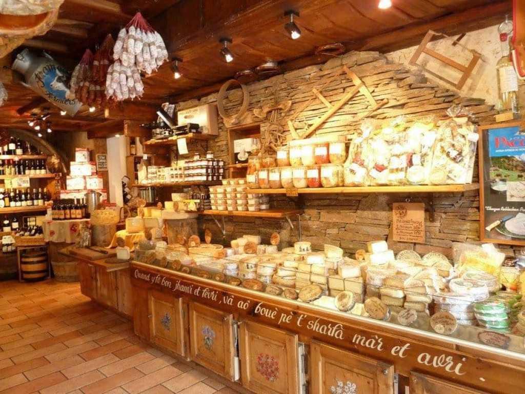 Alpine Cheese Shop