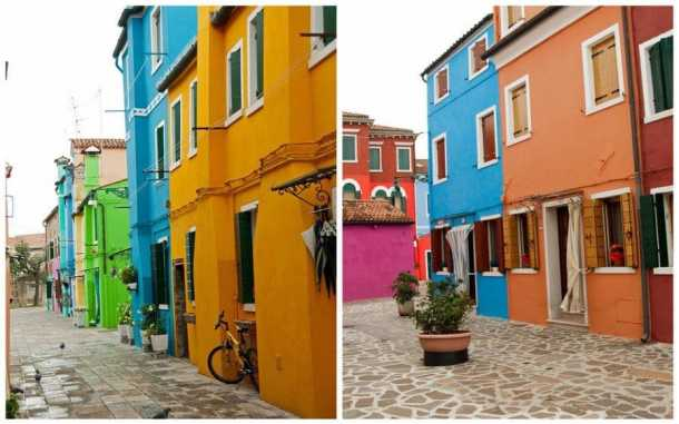 Colourful Homes, Burano, Italy
