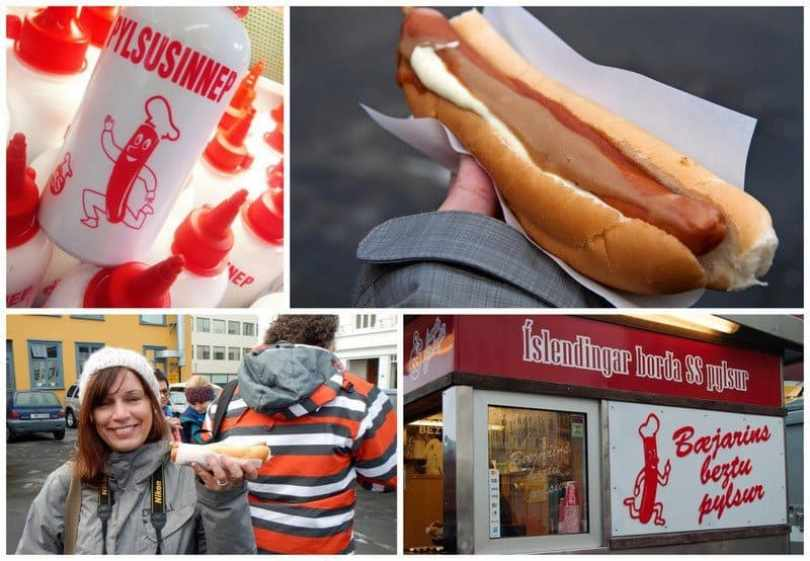 Icelandic Hot Dogs