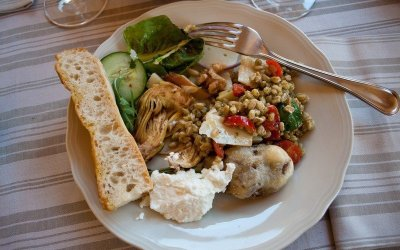 Food from the Tuscan Table
