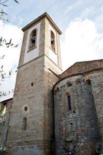 Pieve Romanica, Sant'Appiano