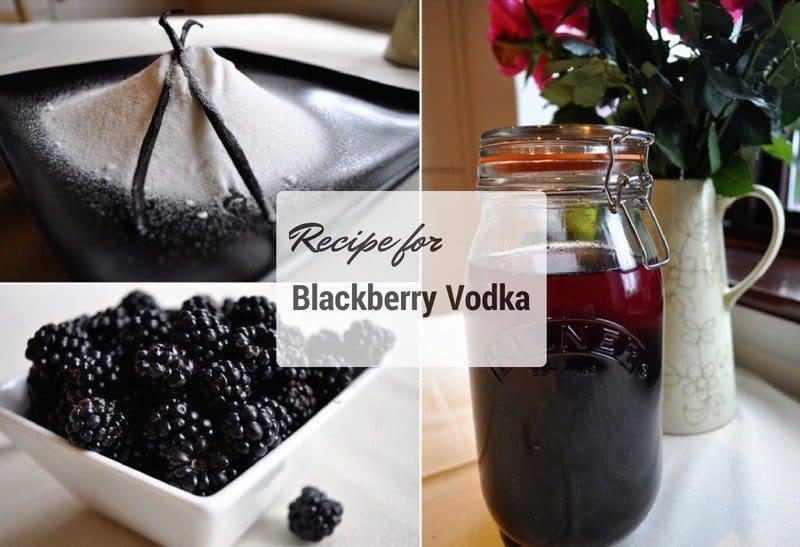 Blackberry Vodka