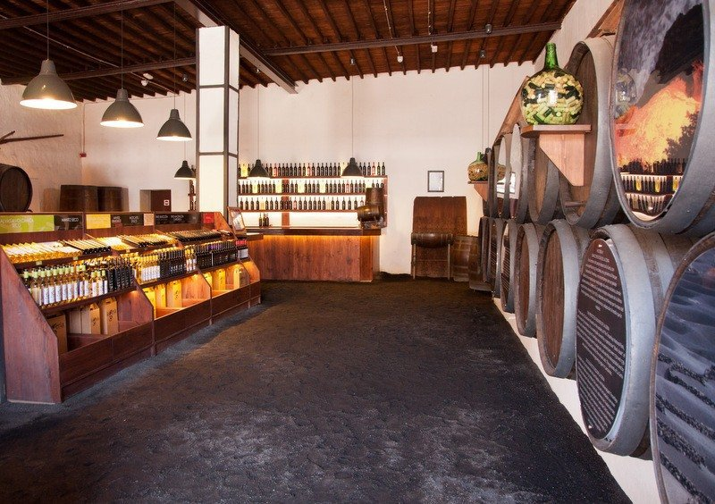 Lanzarote Winery