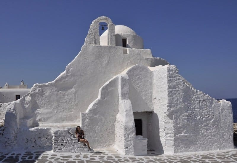 Paraportiani Church, Mykonos