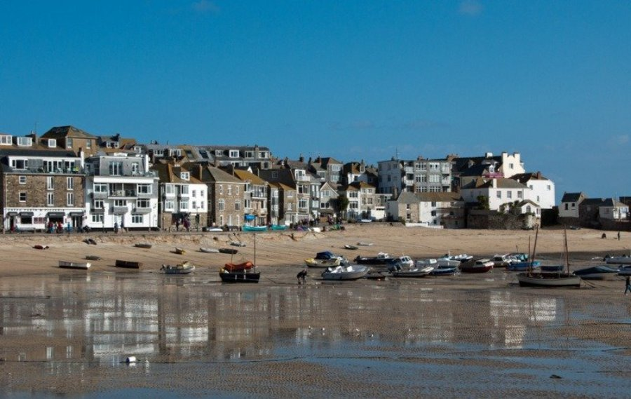 St Ives Harbour