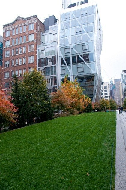 23rd Street Lawn, High Line
