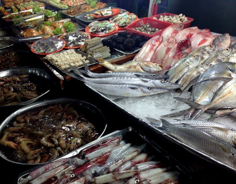 Phu Quoc Fish Market