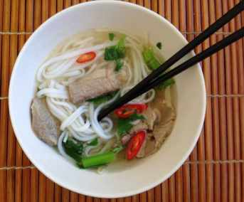 Vietnam – Food, Flavour and Phở