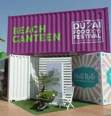 Beach Canteen at Dubai Food Festival