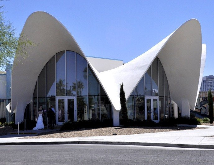 La Concah Neon Museum Visitor Centre