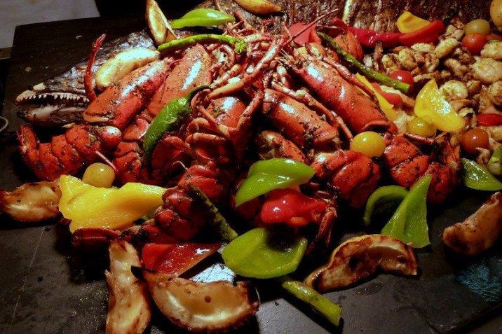 lobster-platter