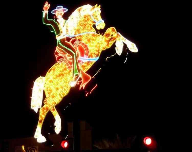 The Hacienda Horse Rider