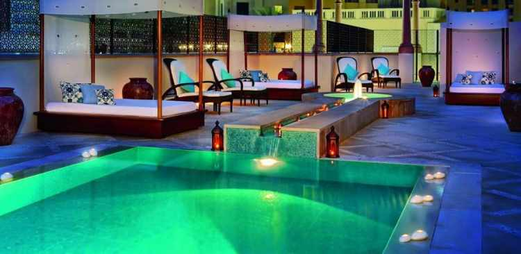 Reviewed the ritz carlton dubai marina for Pool and spa show dubai