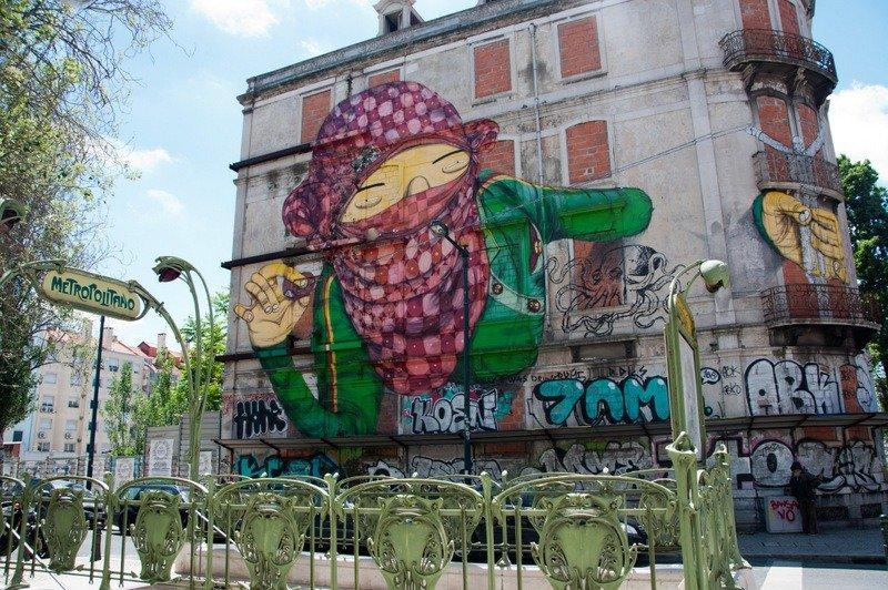 Os Gemeos-lisbon-street-art