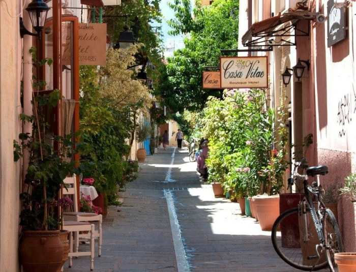 Rethymno Old Town