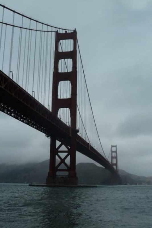 International Orange Golden Gate Bridge