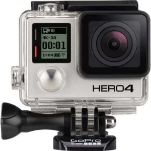 GoPro4 Black Adventure Edition - gifts for travellers