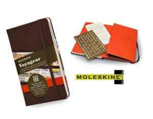 Moleskine Voyager Notebook
