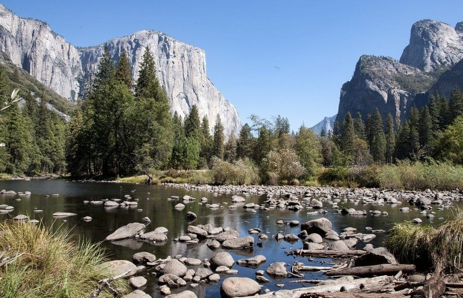 Exploring Yosemite in a Day