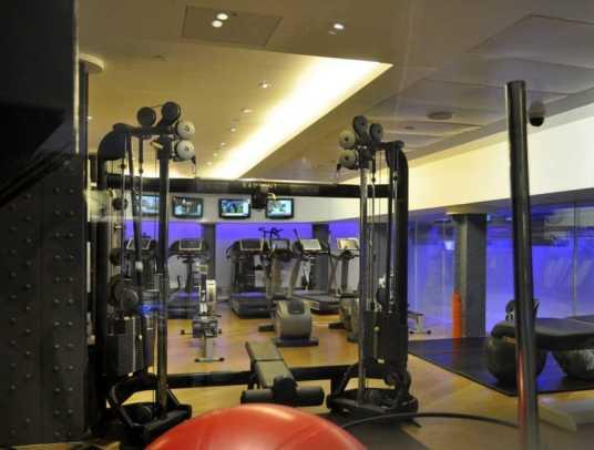 Gym at One Aldwych