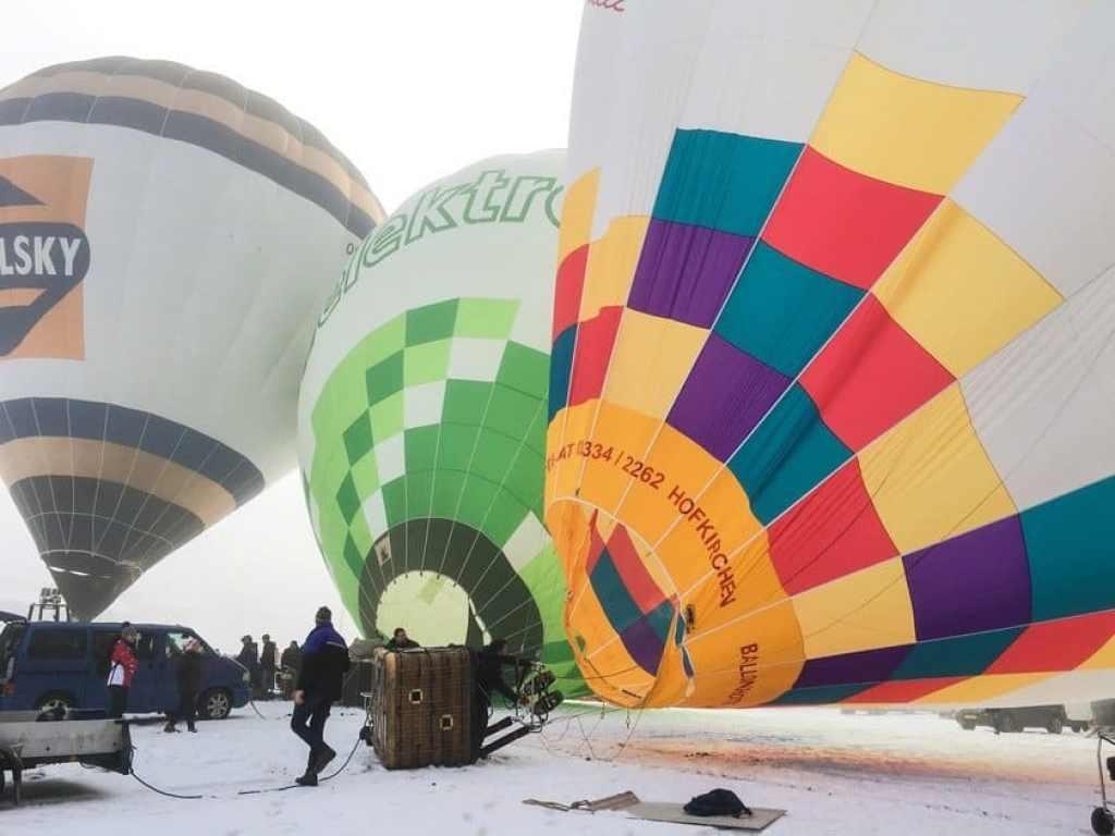 hot-air-balloons Filzmoos