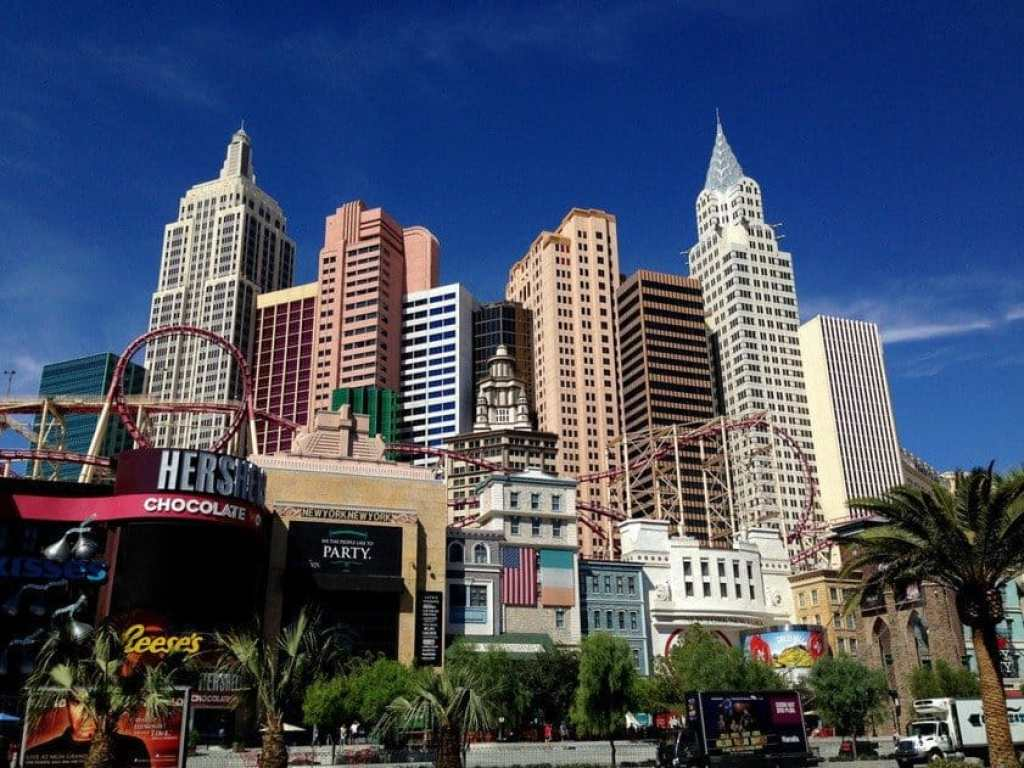 New York New York, Las Vegas