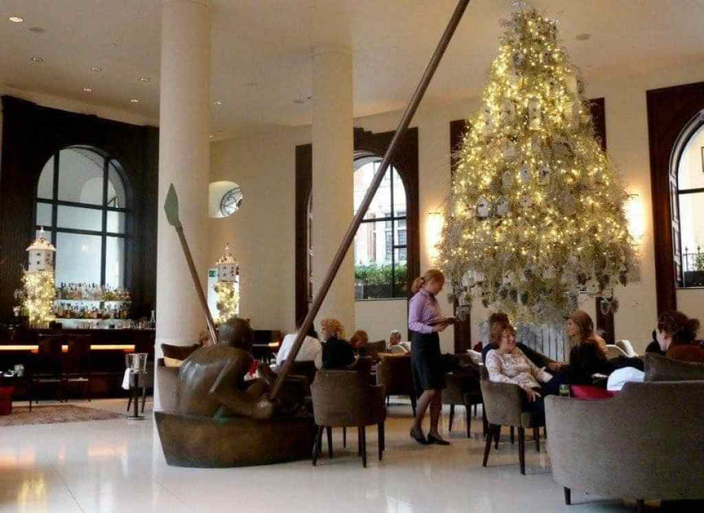 One Aldwych – A Winter Wonderland Weekend Break