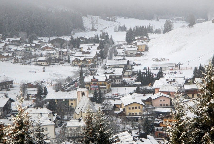 Austria – A Filzmoos Ski Guide