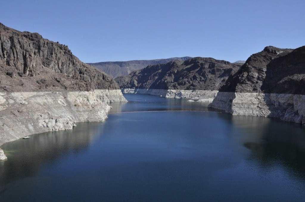 Lake Mead, Arizona and Nevada