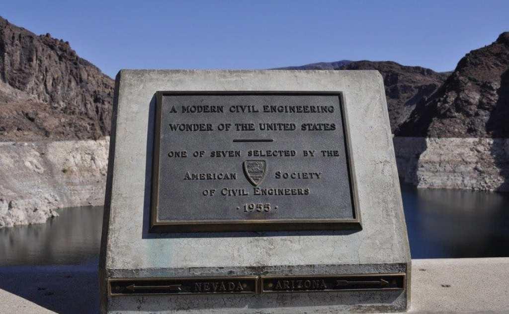 Nevada Arizona Border