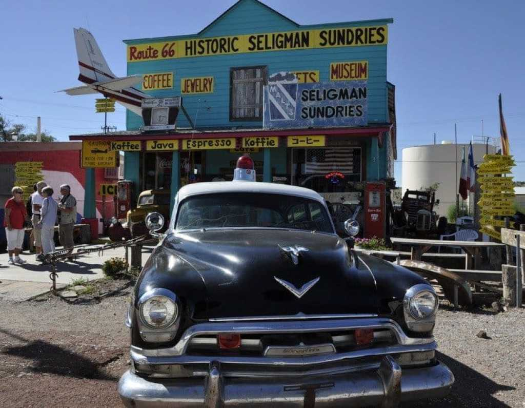 Seligman Store Route 66